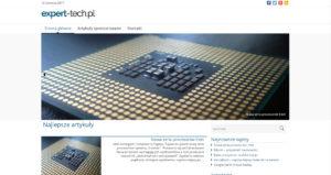 artykuł sponsorowany strona technologie komputery